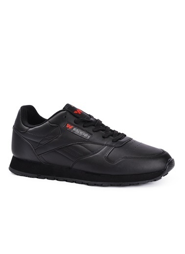 Walkway Wlk23602 Memory Foam Spor Ayakkabı Siyah